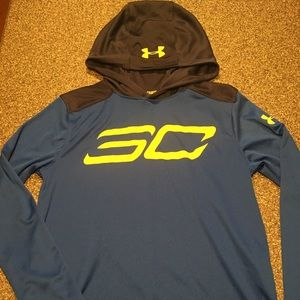 UA Curry Pullover
